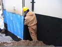 Exterior Foundation Waterproofing Photo1