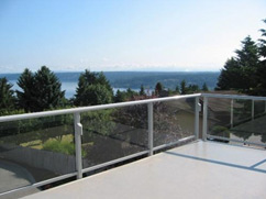 Photo of Deck built with SmartDeck in Acton