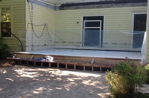 Building Concrete Decks : Smartdeck elevated concrete decks reinforced concerete