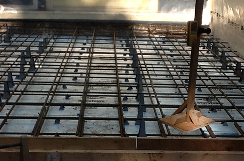 Reinforced Concrete Deck