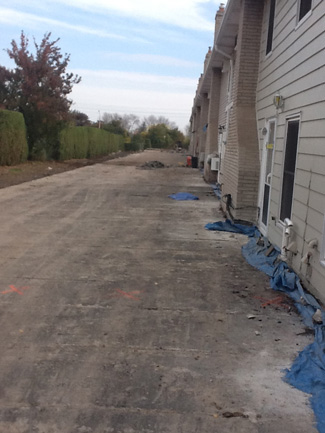 Townhouse Deck Waterproofing